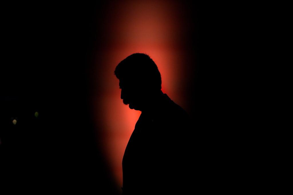 Budapest, 2015. december 13. Kövér László választmányi elnök, az Országgyûlés elnöke a Fidesz XXVI., tisztújító kongresszusán a budapesti Hungexpón 2015. december 13-án. MTI Fotó: Kovács Tamás