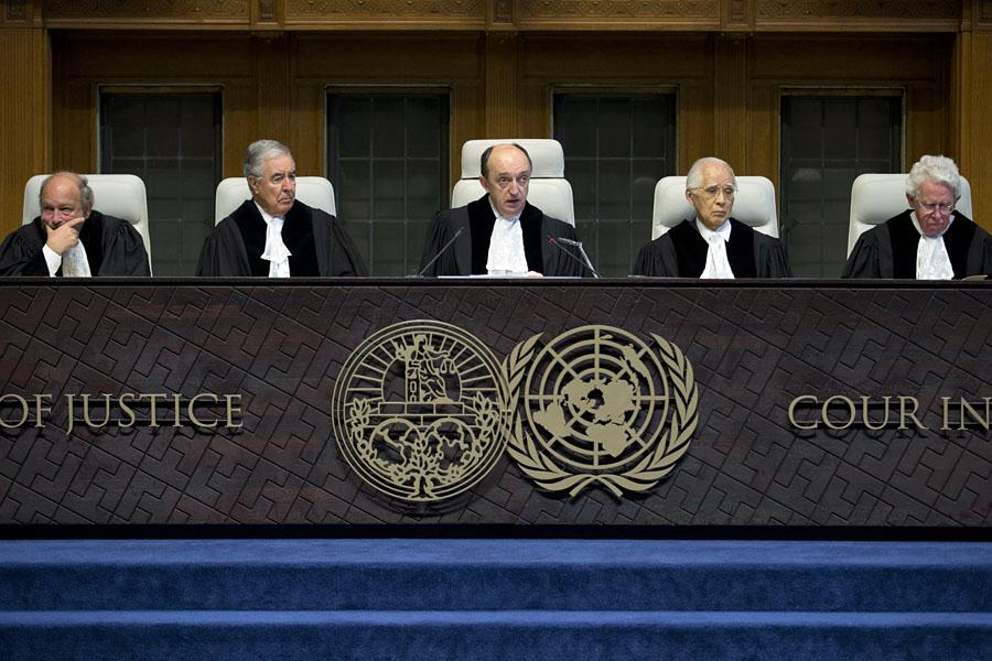 Horvátország és Szerbia a Nemzetközi Bíróság előtt