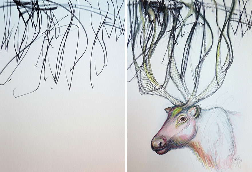 mom-turns-kid-doodles-into-paintings-8