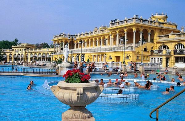Budapest Gyógyfürdő