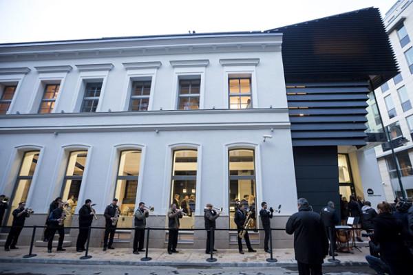 A Budapest Music Center megnyitója