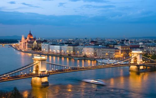 Csodás Budapestünk, ahonnan kiindul Magyarország sorsa