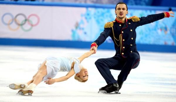 Tatyjana Voloszozsar Makszim Tranykov