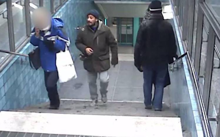 tubehit2.jpgSweden Stockholm metro station attack