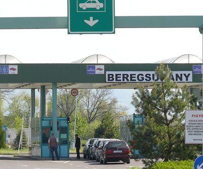 beregsurány-határ