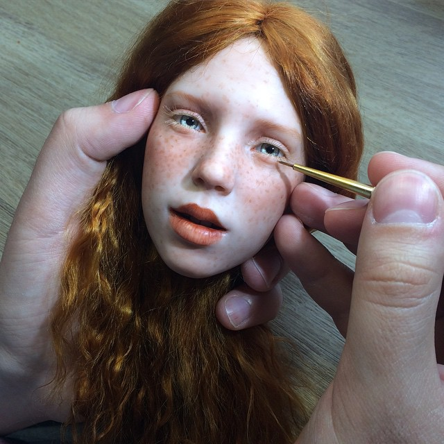 realistic-doll-faces-polymer-clay-michael-zajkov-14