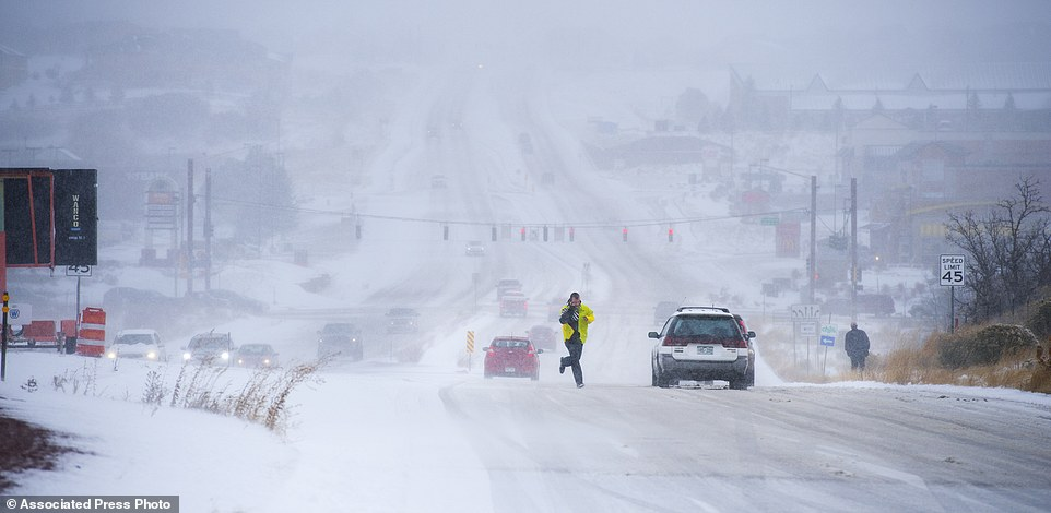 Severe Weather Colorado Snow