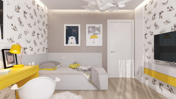 yellow-and-gray-kids-room-decor-600x338