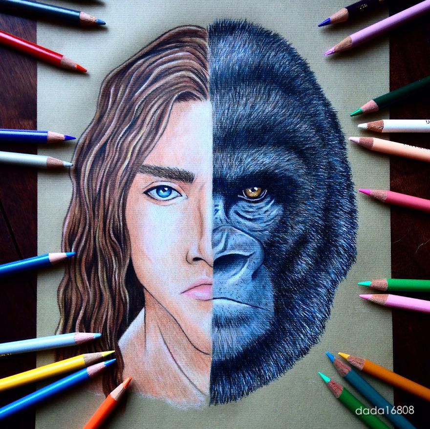 Tarzan és Kerchak