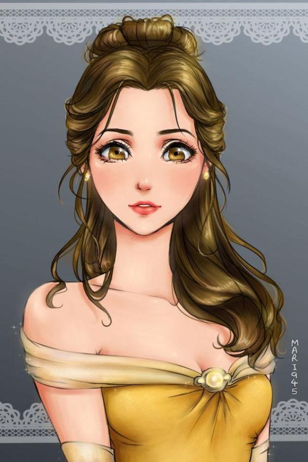 i-draw-disney-princesses-as-anime-characters-15__605