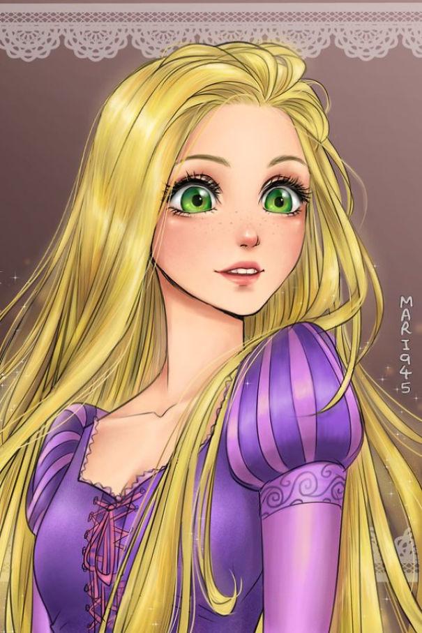 i-draw-disney-princesses-as-anime-characters-16__605