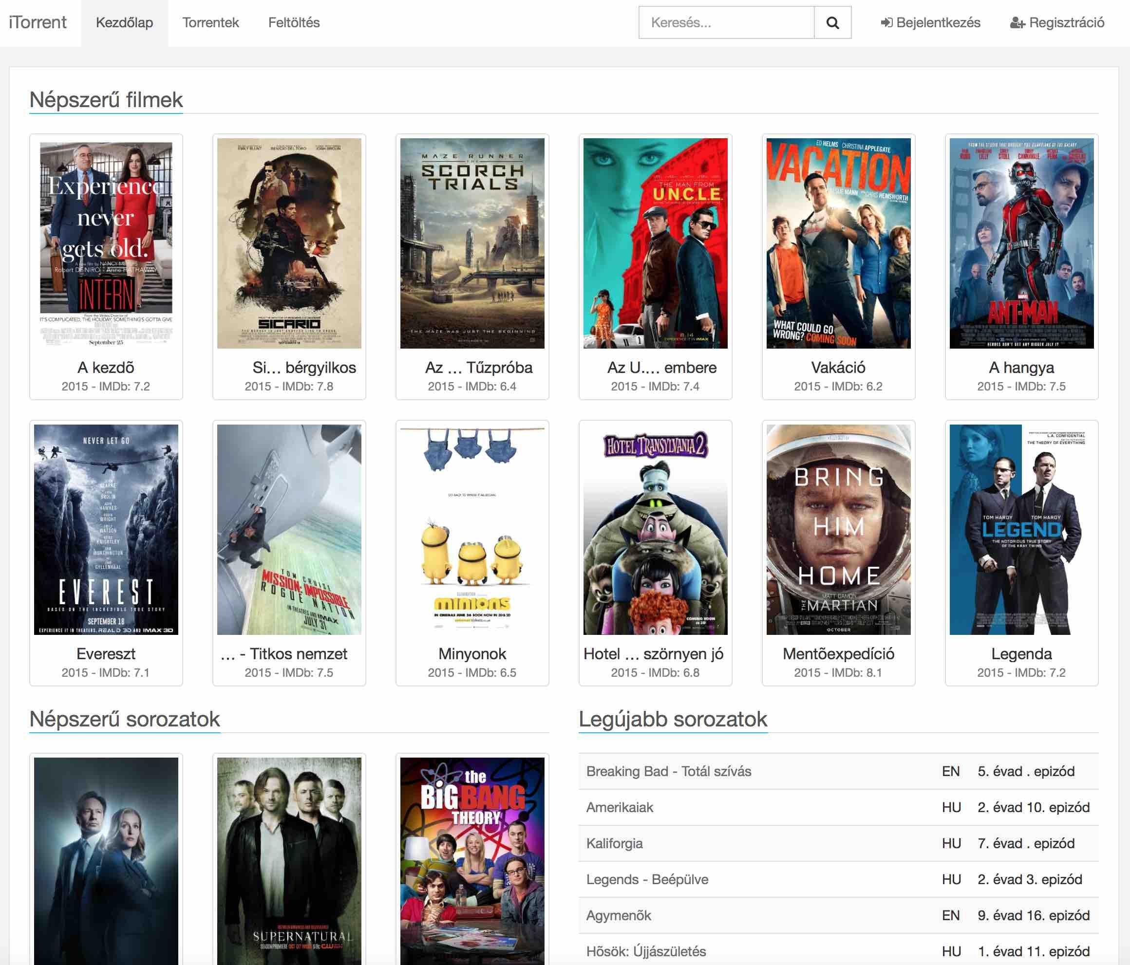 ingyenes torrent oldalak magyarul