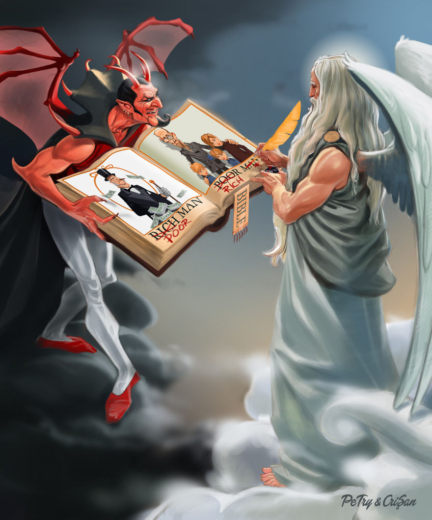 A Bibliát javítja Isten