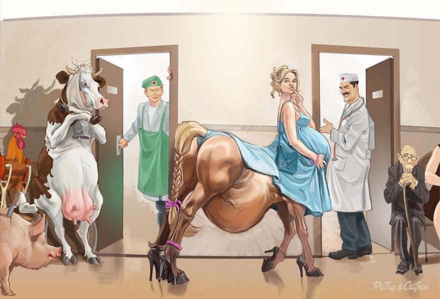 Orvos vagy állatorvos?