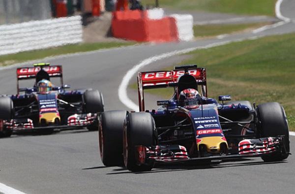 Motor Racing - Formula One World Championship - British Grand Prix - Qualifying Day - Silverstone, England