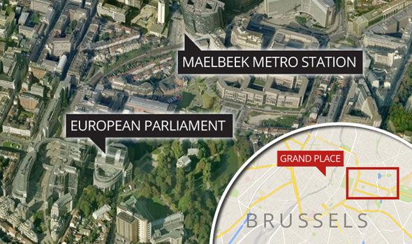 Brüsszeli robbantások