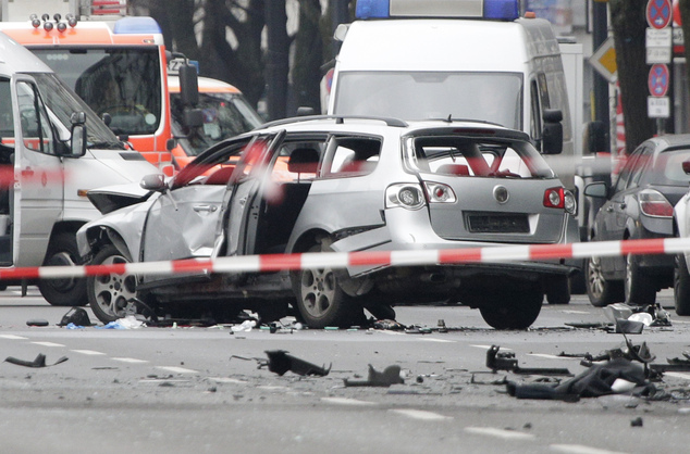 Germany Explosion