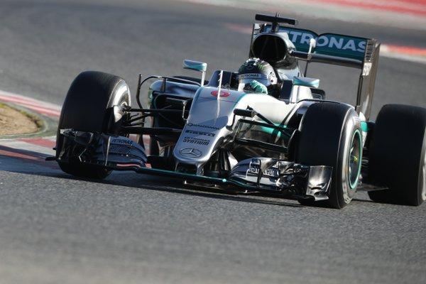 Nico Rosberg Barcelona test_1