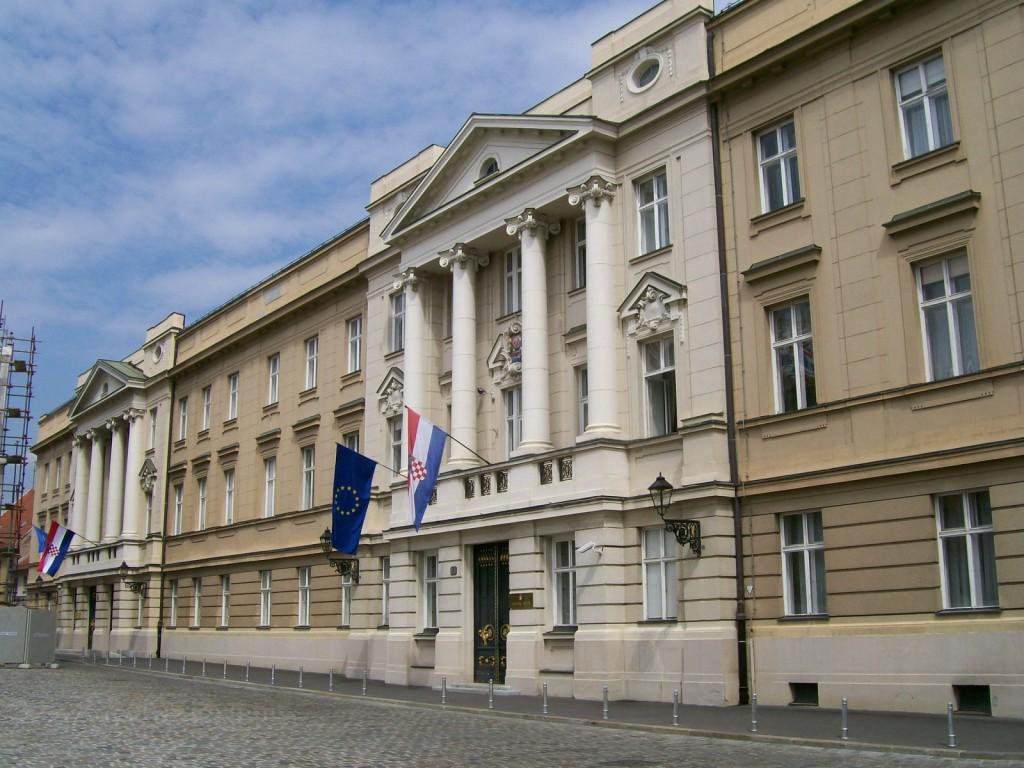 horvát parlament