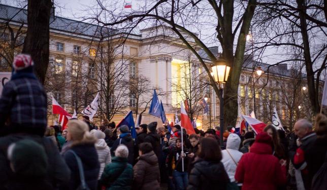 lengyel alkotmánybíróság varsó