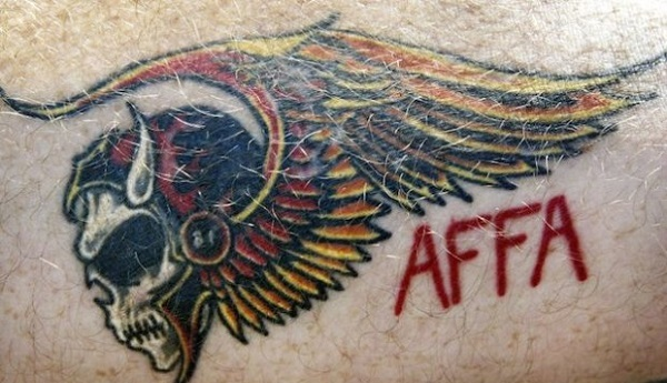 Tattoo / Hells Angels