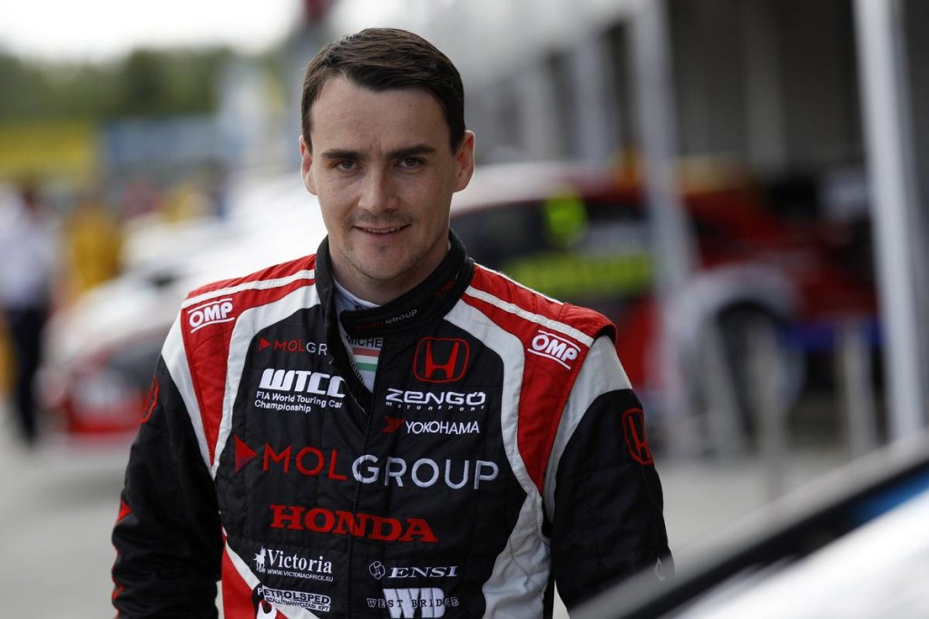 Motor Racing - WTCC - Rounds 09 and 10 - Moscow, Russia