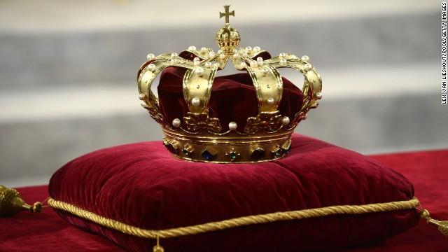 Belga királyi korona