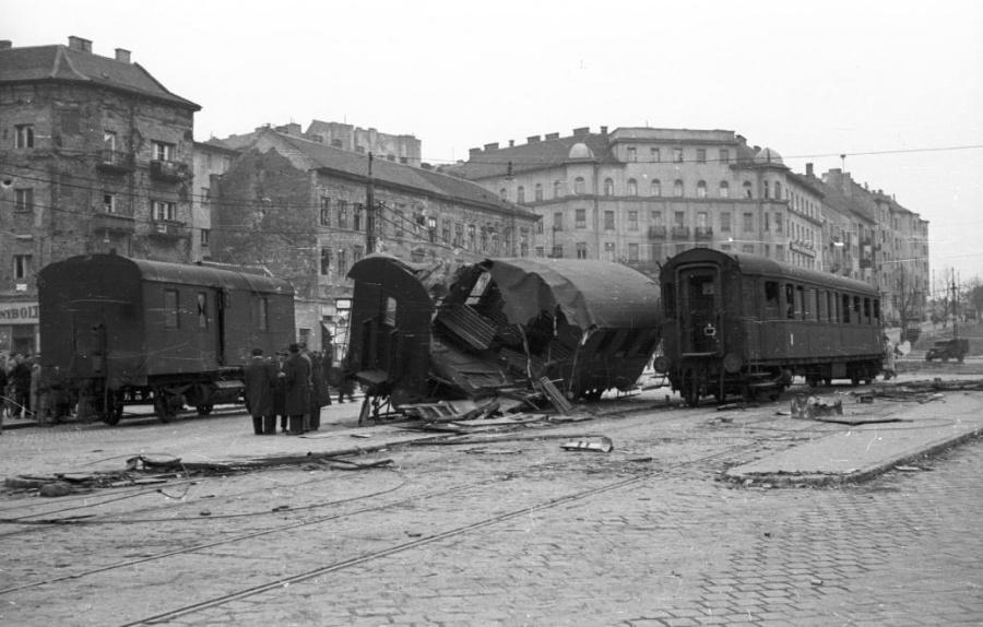Budavár Széna tér 1.