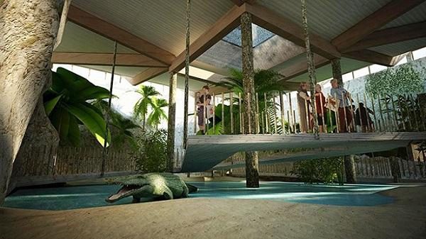 Nyíregyházi Állatpark Dél-Amerika
