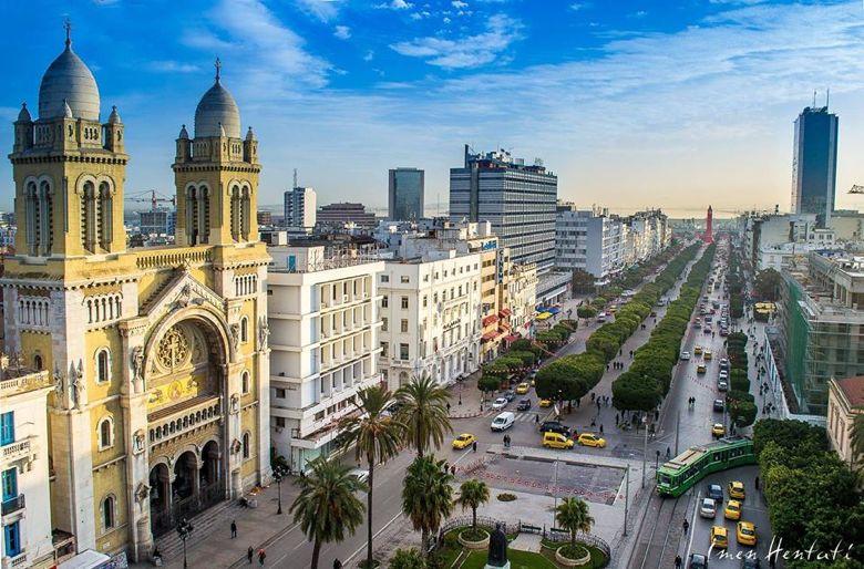 Tunis_urban-sprawl