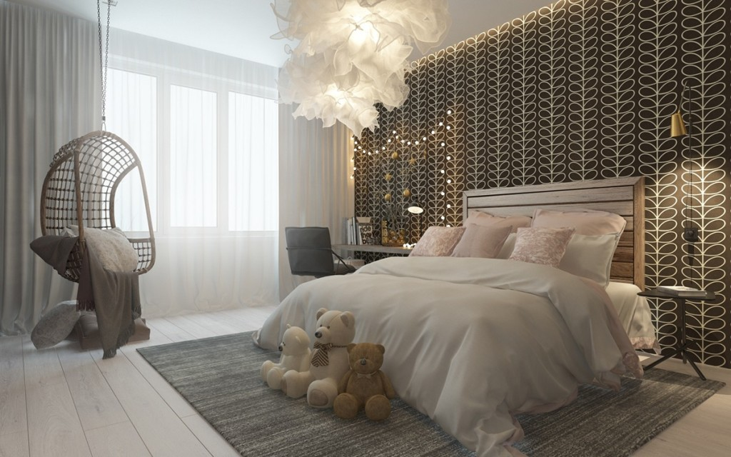 elegant-bedroom-design-for-girls