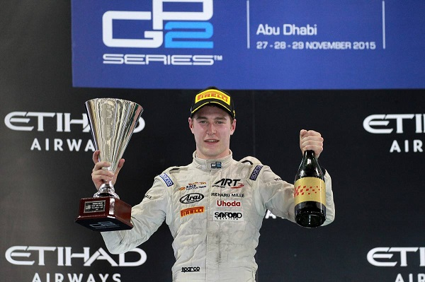 Motor Racing - GP2 Series - Saturday - Yas Marina Circuit, Abu Dhabi