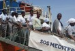 Several hundred migrants feared dead in Mediterranean on anniversary of Lampedusa tragedy