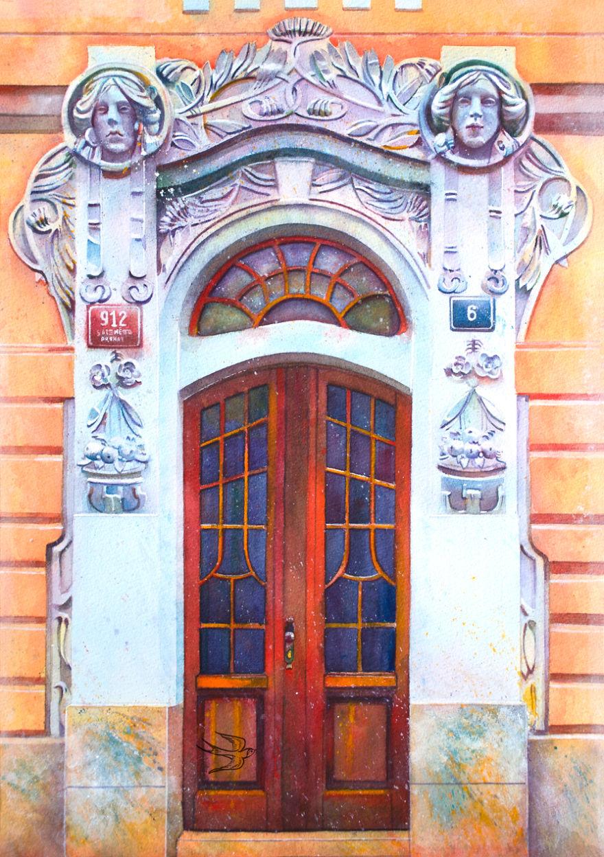 Široká 912, Prága, Csehország