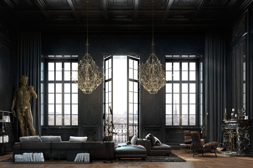 3-historic-apartment-black-interior