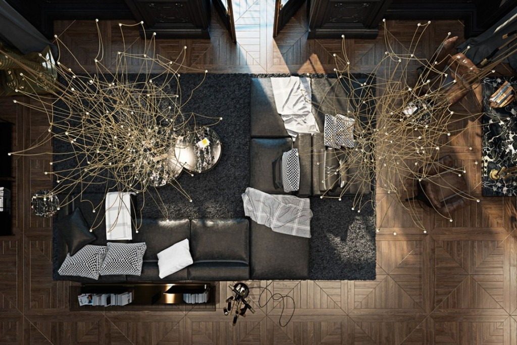 4-historic-apartment-black-interior