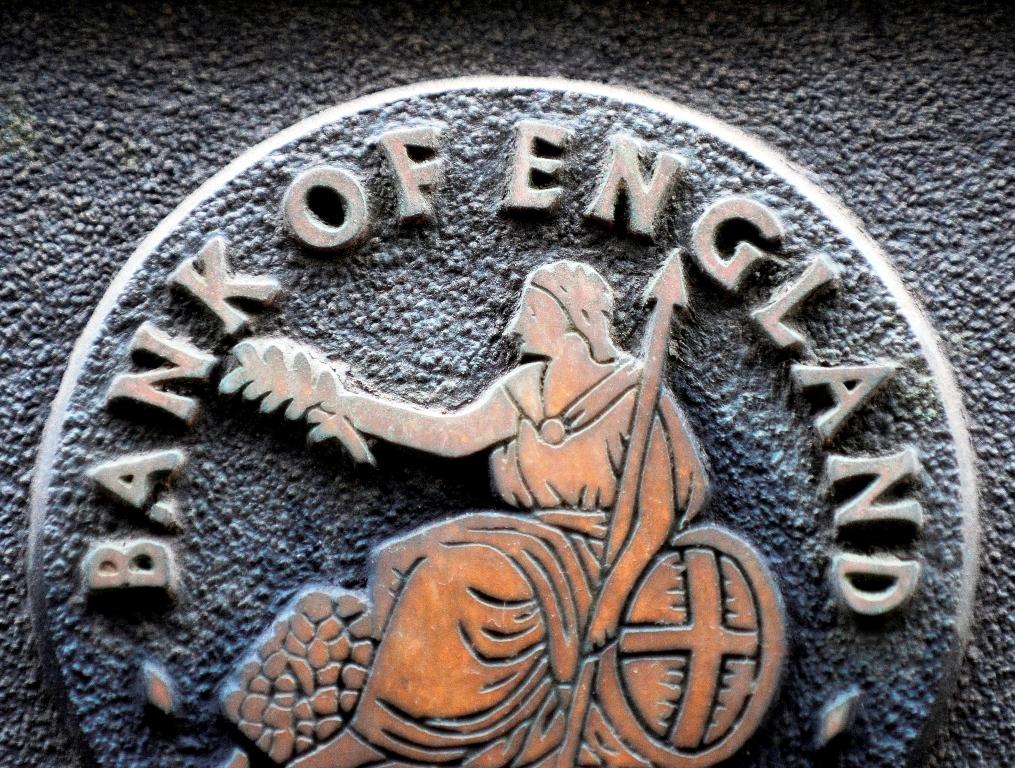 ban of england
