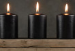 mini pillar candle