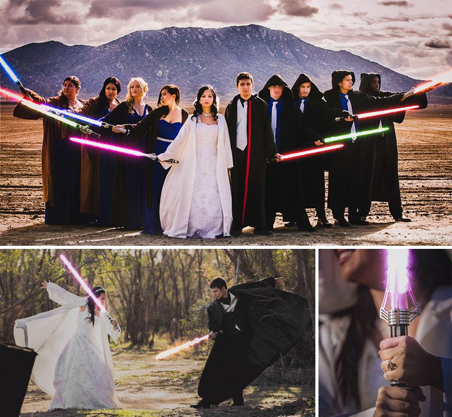 Star Wars tematika