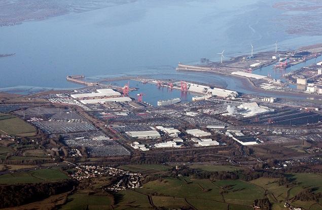 Bristoli kikötő