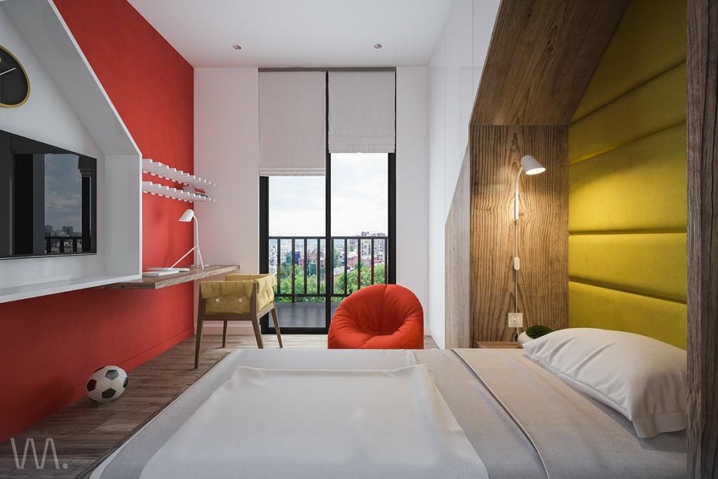 colorful-childhood-bedroom-design