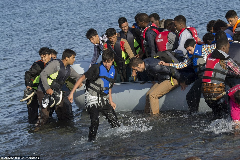 migrants-lesbos