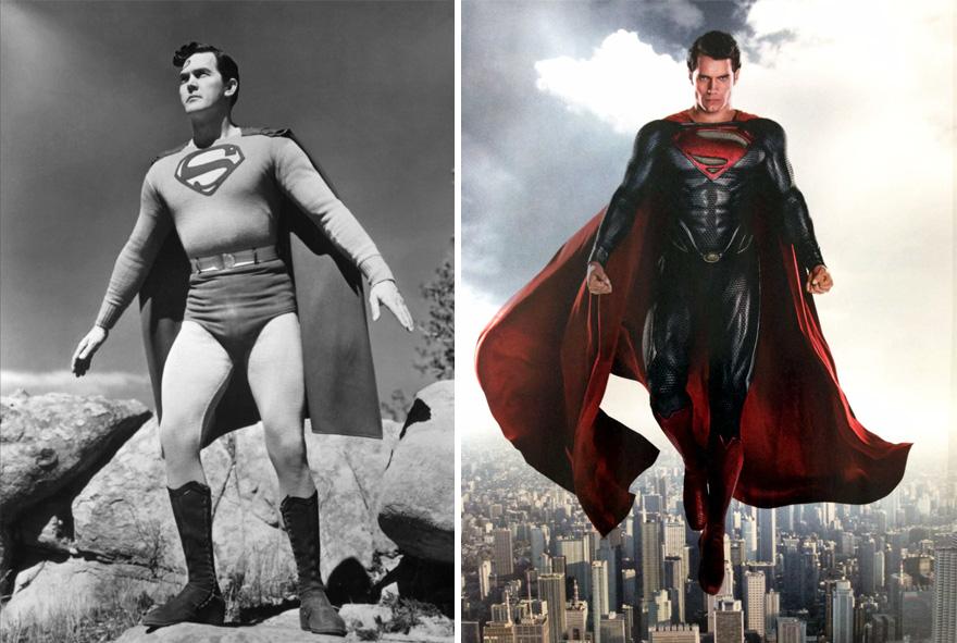 Superman 1948 és 2016