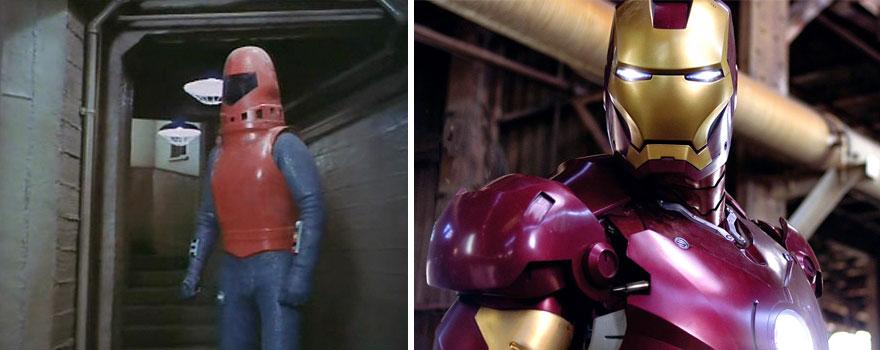 Exo-Man 1977 és Iron Man 2008