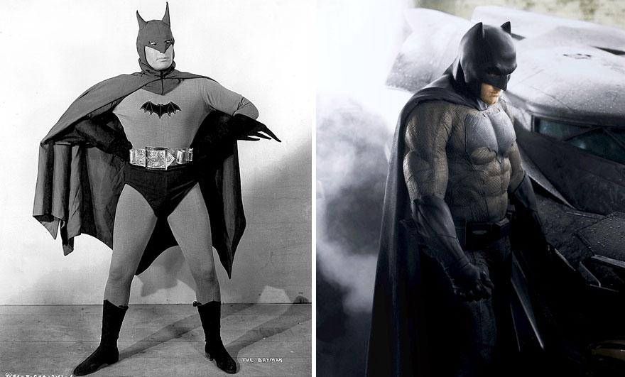 Batman 1943 és 2016
