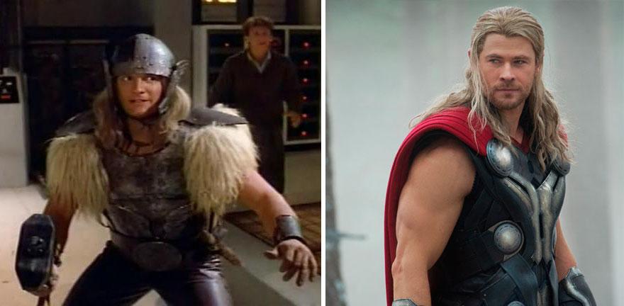 Thor 1978 és 2015