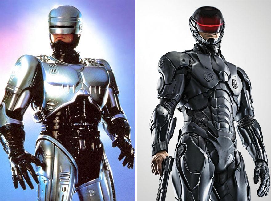 Robotzsaru 1987 és 2014