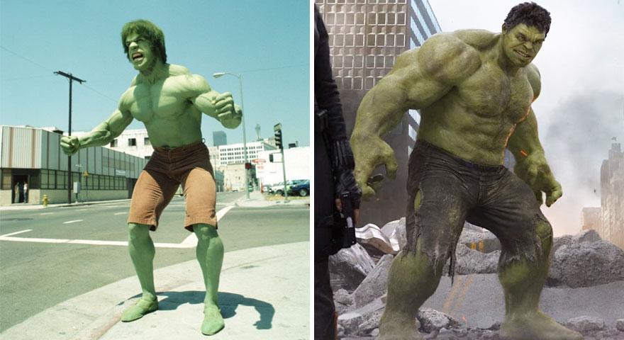 Hulk 1978, Hulk 2012