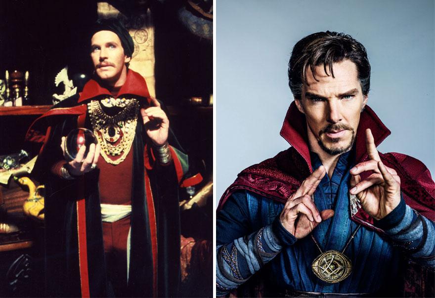 Doctor Strange 1978 és 2016