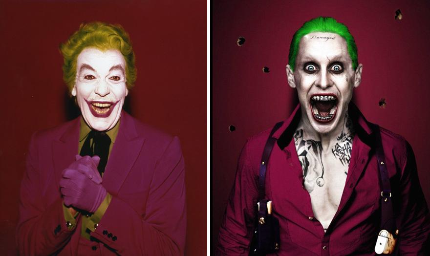 Joker 1966 és 2016